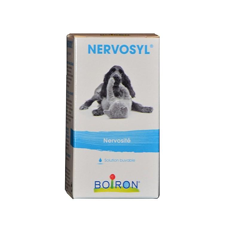 Nervosyl medicament hom opathique anti stress boiron for Pipi de chien sur carrelage