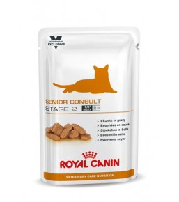 Royal Canin Senior Consult Stage 2 - Sachets fraîcheurs