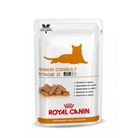 Royal Canin Senior Consult Stage 2 - Sachets fraîcheurs