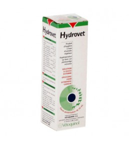 Hydrovet - Spray cicatrisant pour chien et chat