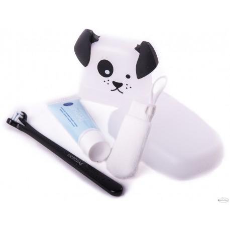 Petosan Puppy - Kit de brossage dentaire pour chiot