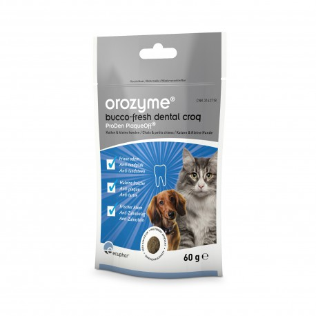Orozyme Bucco-Fresh Dental Croq Small