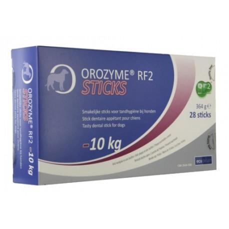 Orozyme RF2 Sticks - Stick dentaire appétant pour chien