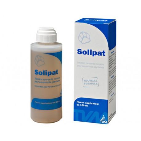 Solipat - Soin des coussinets