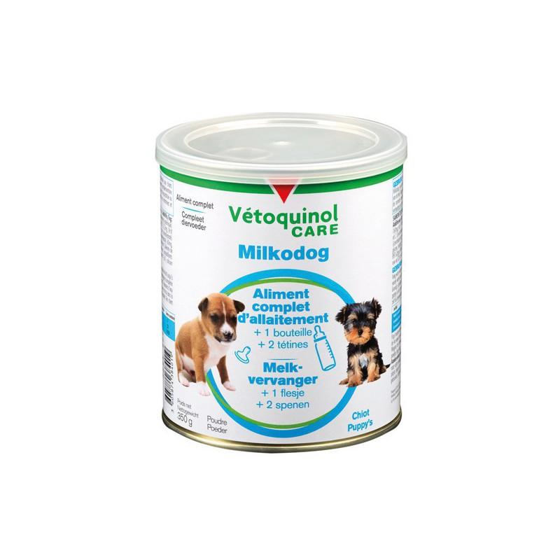 Milkodog™ - Lait maternisé pour chiots - Vétoquinol Care