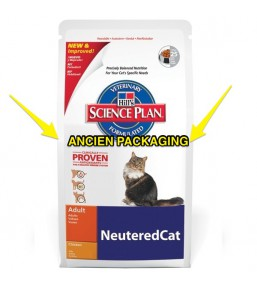 Hill's Vetessentials Feline Young Adult Neutered Cat