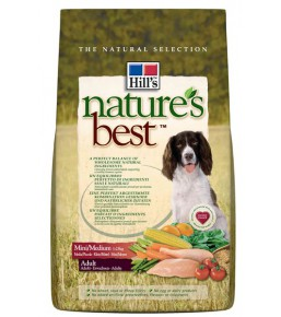 Nature's Best Canine Adult Mini/Medium