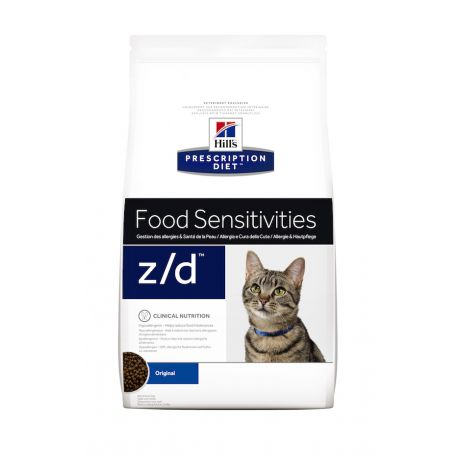 Hill's Prescription Diet z/d Low Allergen Feline - Croquettes