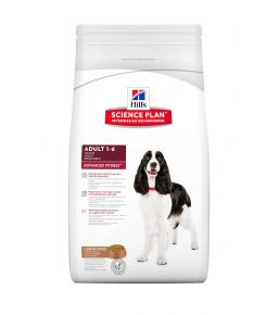 Hill's Science Plan Canine Adult Advanced Fitness Lamb and Rice