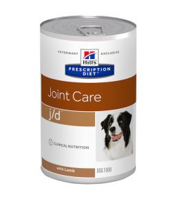 Hill's Prescription Diet Canine J/D - Boîtes 12x370 g