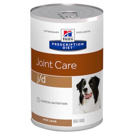 Hill's Prescription Diet Canine J/D - Boîtes 12x370 g
