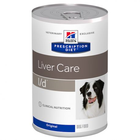Hill's Prescription Diet L/D Canine - Boîtes
