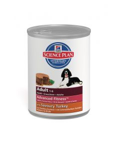 Hill's Science Plan Canine Adult Savoury Dinde - Boîtes