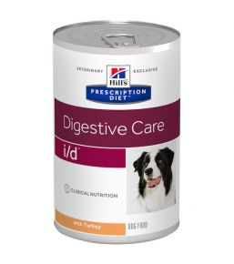 Hill's Prescription Diet i/D Canine (boîte)