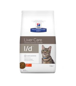 Hill's Prescription Diet l/d Feline - Croquettes