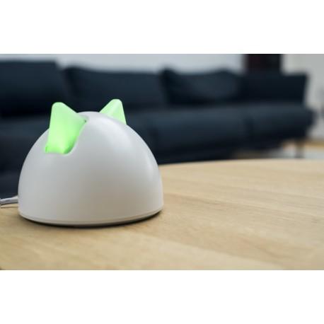 Grande chatière SureFlap Connect à lecture de puce électronique