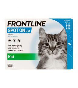 Frontline Spot On Chat - Anti-puces et anti-tiques