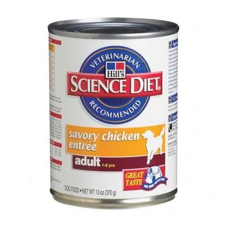 Science Plan Canine Adult Savoury Chicken