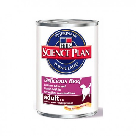 Science Plan Canine Adult Delicious Beef