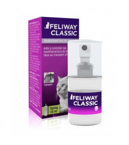 Feliway Classic Spray - Anti-stress pour chat