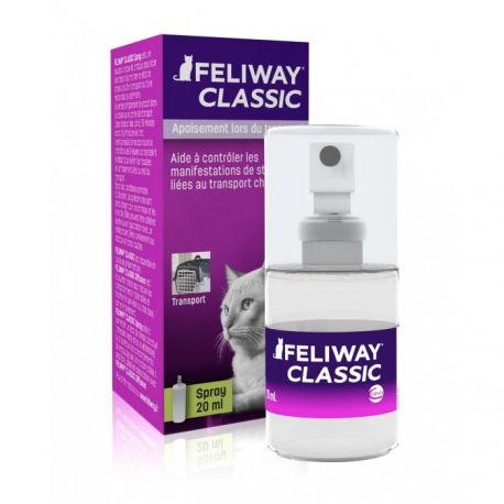 Feliway Spray - Anti-stress pour chat