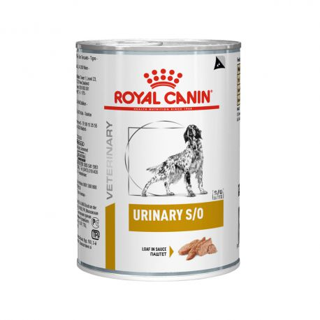 Royal Canin Urinary S/O chien - Boîtes