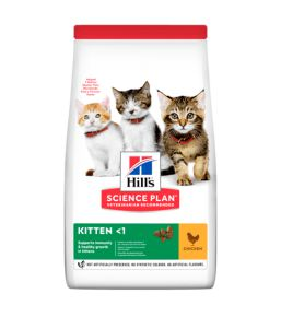 Hill's Science Plan Chaton au Poulet - Croquettes
