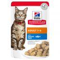 Hill's Science Plan Feline Adult Poisson Sachet Repas