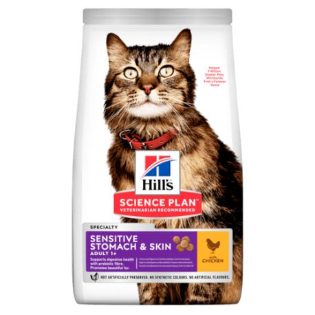 Hill's Science Plan Feline Adult Estomac Fragile
