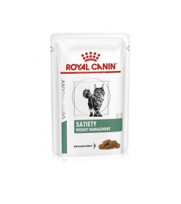 Royal Canin Satiety Weight Management chat - Sachets fraîcheurs