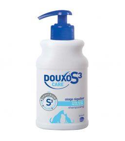 Douxo S3 Care - Shampooing d'entretien démélant pour chien et chat