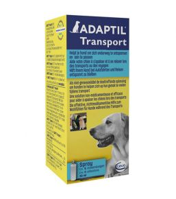 Adaptil Transport Spray - Anti-stress pour chien