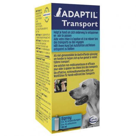 Adaptil Transport Spray - Anti-stress pour chien