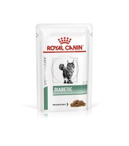 Royal Canin Diabetic chat - Sachets fraîcheurs
