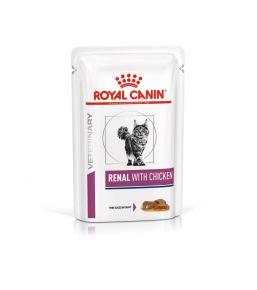 Royal Canin Renal chat - Sachets fraîcheurs Poulet