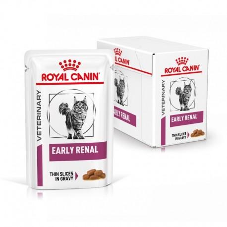 Royal Canin Early Renal chat - Sachets fraîcheurs