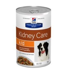 Hill's Prescription Diet Canine K/D Mijoté au poulet et légumes - Boîtes