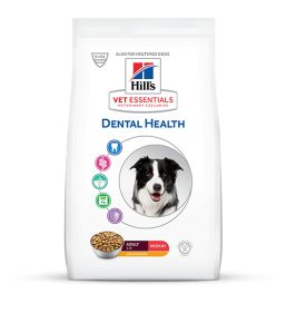 Hill's VetEssentials Canine Dental Health Adult chien de race moyenne