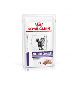 Royal Canin Senior Consult Stage 1 chat - Sachets fraîcheurs