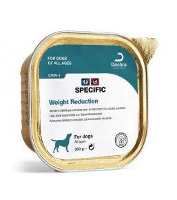 Specific CRW-1 Weight Reduction - Boîtes