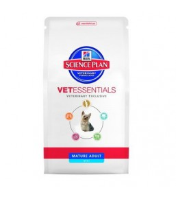 Hill's Science Plan VetEssentials Canine Mature Adult Mini - Croquettes