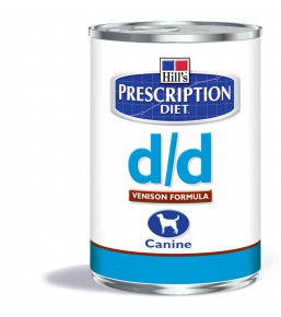 Hill's Prescription Diet D/D Canine Gibier - Boîtes