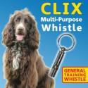 Clix - Sifflet multi usage pour chien