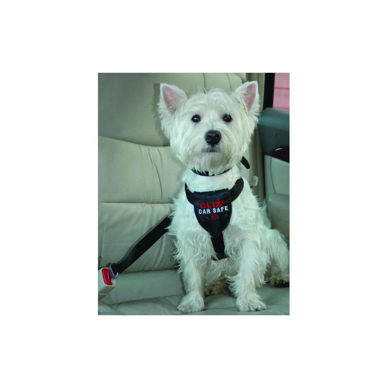 clix car safe ceinture de s curit pour chiens direct vet. Black Bedroom Furniture Sets. Home Design Ideas