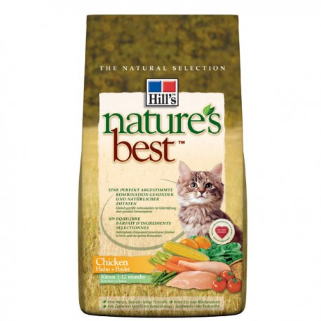 Nature's Best Kitten