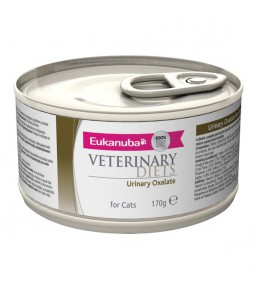 Eukanuba Veterinary Diets Urinary Oxalate Cat Boîtes 12x170 g