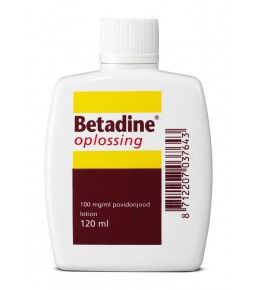 Bétadine - Solution désinfectante 120 ml