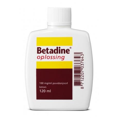 Bétadine - Solution désinfectante 120 ml